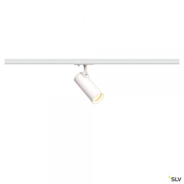 SLV 143581 Helia 50, 1 Phasen, Strahler, weiß, LED, 11W, 3000K, 750lm