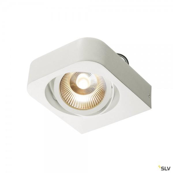 SLV 1000415 Lynah, Wandleuchte, weiß, dimmbar Triac C, LED, 14W, 3000K, 950lm