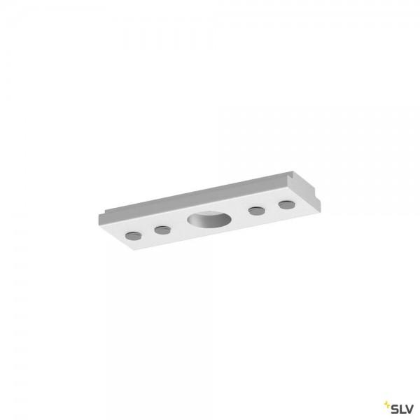 SLV 1000571 Längsverbinder 2 Stück, Grazia 20