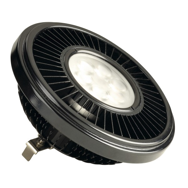 SLV 570602 Leuchtmittel, dimmbar, G53, LED, 19,5W, 3000K, 1070lm, 30°
