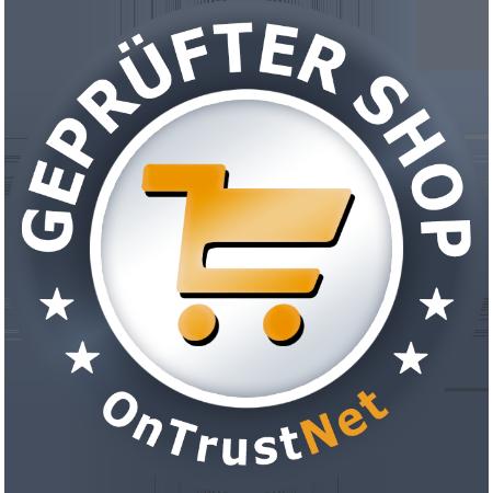 Geprüfter Shop - OnTrustNet - mein-leuchtenshop.de