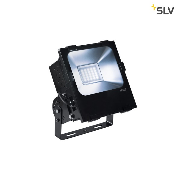 SLV 232380 Disos, Strahler, IP65, schwarz, LED, 100W, 4000K, 10600lm