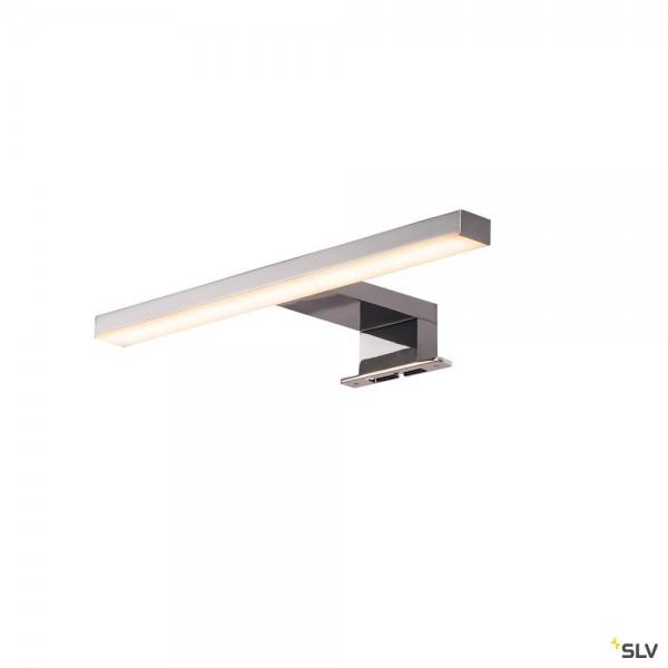 SLV 1000777 Dorisa, Spiegelleuchte, chrom, IP44, LED, 5,2W, 4000K, 280lm