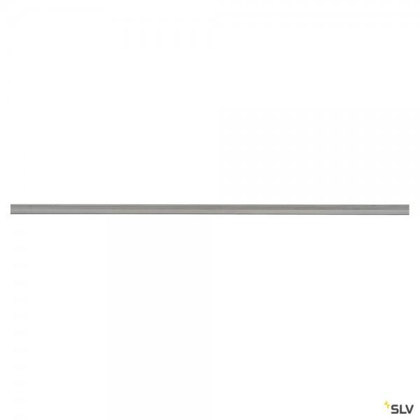 SLV 1002153 1 Phasen, Aufbauschiene, 300cm, silbergrau