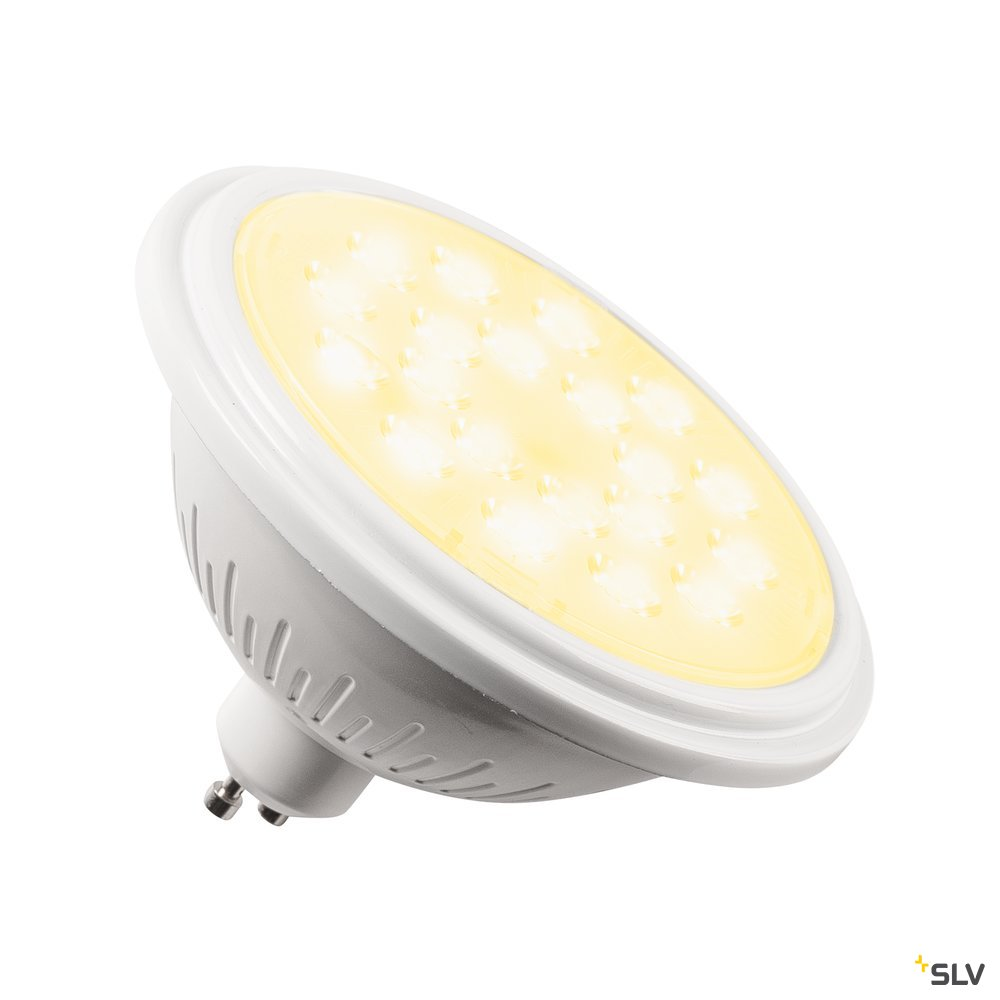 SLV Aluminium GU10 LED weiss Warmweiß Smart Home dimmbar