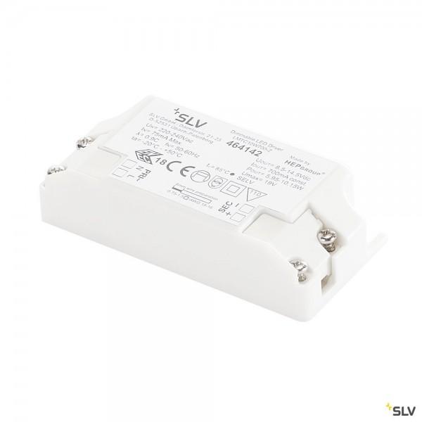 SLV 464142 LED Treiber, dimmbar Triac C+L, 700mA, 5,95W-10,15W