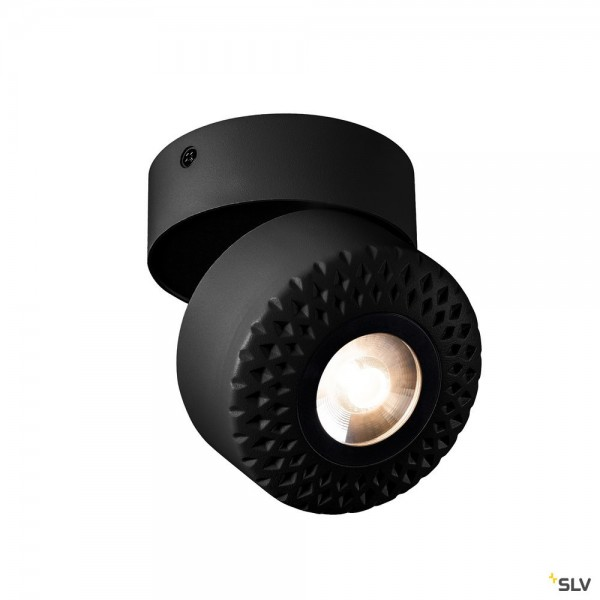 SLV 1000424 Tothee, Strahler, schwarz, dimmbar Triac C+L, LED, 17W, 3000K, 1250lm, 25°