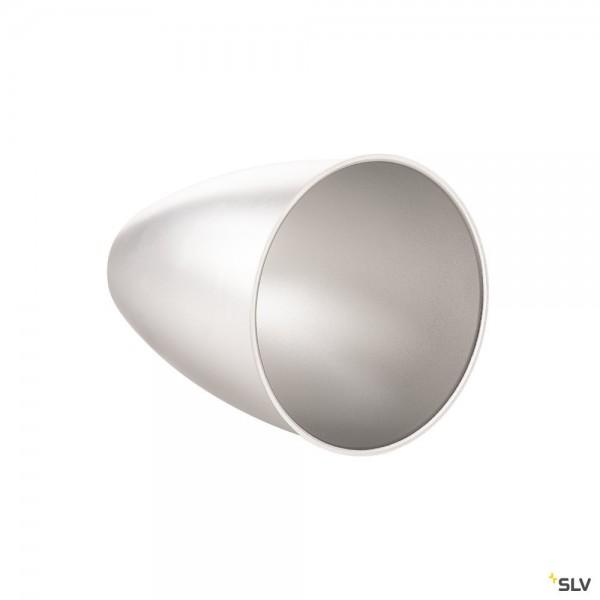 SLV 1000810 Reflektor 28°, silbergrau, Anela