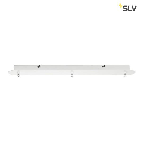 SLV 1001819 Fitu, Deckenrosette, weiß, 3er