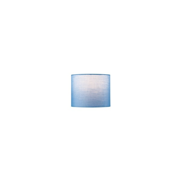 SLV 1001459 Fenda, Textilschirm, 20cm, blau