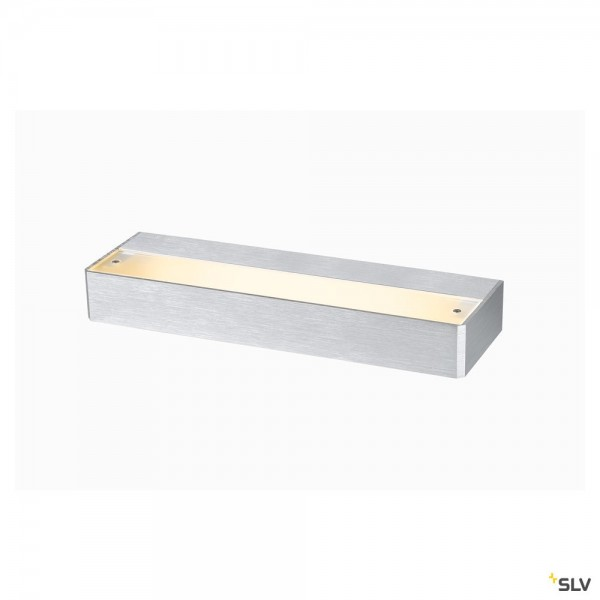 SLV 1002964 Sedo 7, Wandleuchte, aluminium, up&down, LED, 11,5W, 3000K, 1020lm