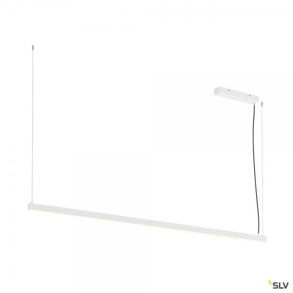 SLV 1001944 Arosa, weiß matt, up&down, dimmbar Triac C, LED, 65W, 3000K, 3600lm