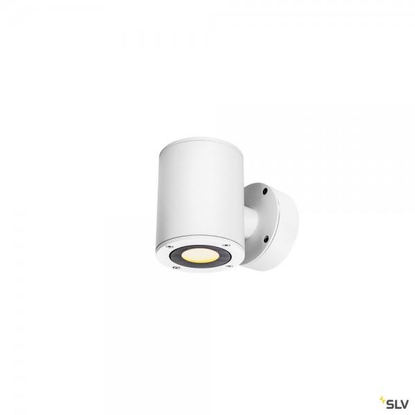 SLV 1002041 Sitra, Wandleuchte, weiß, up&down, IP44, LED, 17W, 3000K, 976lm