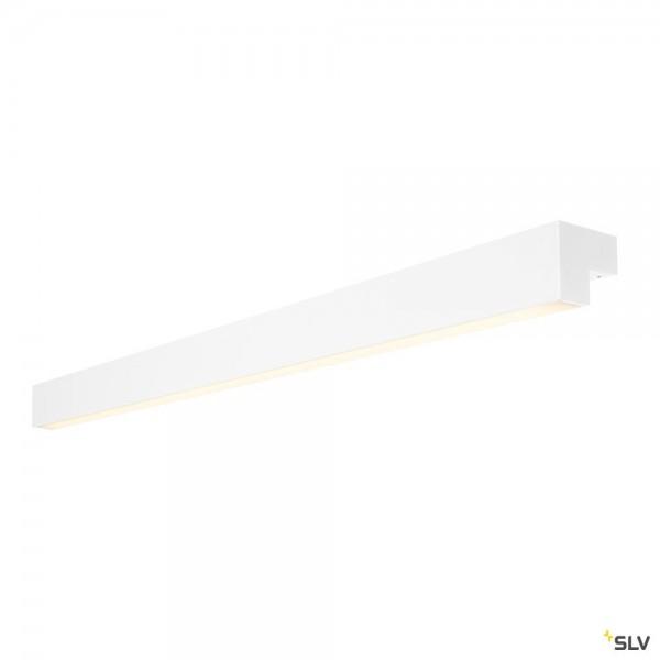 SLV 1001303 L-Line 120, Wand- und Spiegelleuchte, IP44, LED, 19W, 3000K, 1650lm