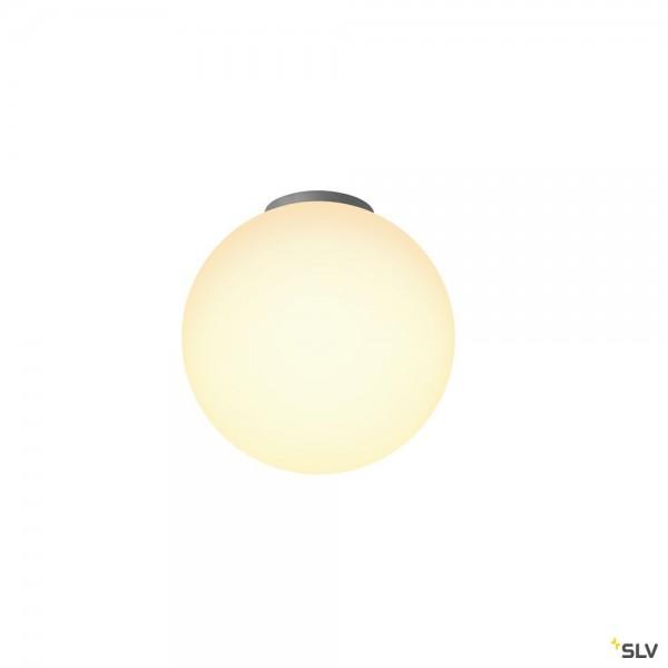 SLV 1002051 Rotoball 25, Deckenleuchte, weiß, E27, max.24W