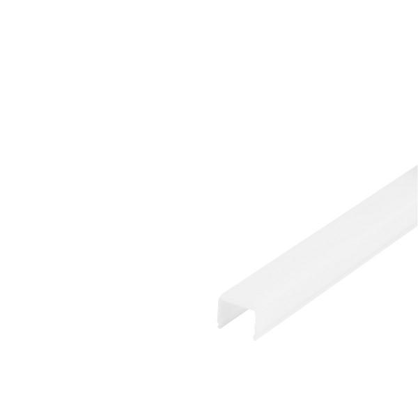 SLV 213761 Glenos 2609, Abdeckung, 100cm, PMMA, weiß, eckig