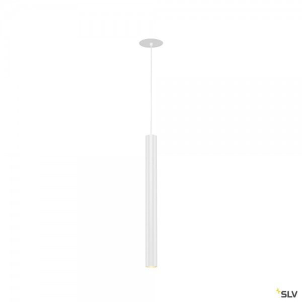 SLV 158411 Helia 45, Pendeleinbauleuchte, weiß, LED, 9W, 3000K, 720lm