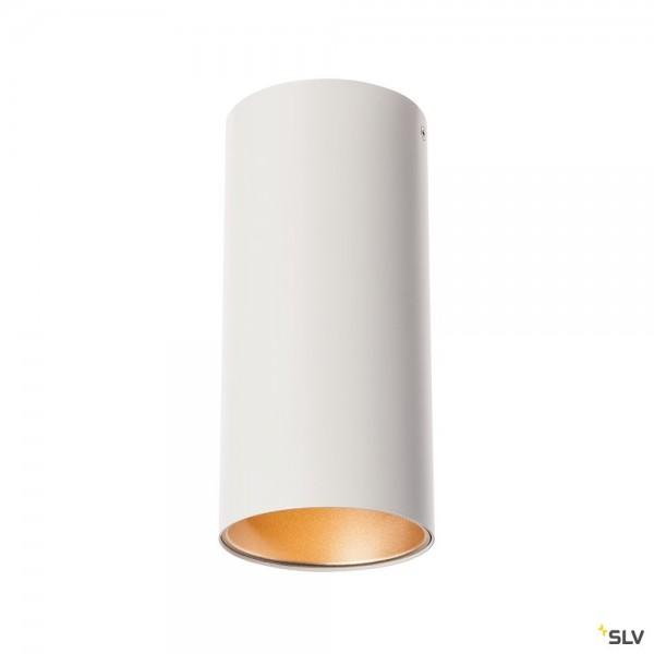 SLV 1000808 Anela, Deckenleuchte, weiß, dimmbar Triac C, LED, 11W, 3000K, 200lm-620lm