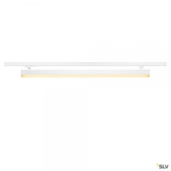 SLV 1002662 Sight Track, 3Phasen, Leuchte, weiß, dimmbar Dali, LED, 40W, 3000K, 3100lm