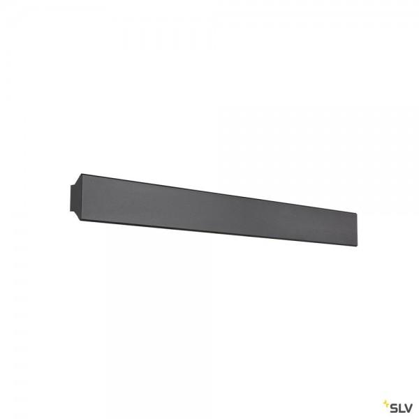 SLV 1004742 Direto 90, Wandleuchte, schwarz, dimmbar C, LED, 20W, 2700/3000K, 1760lm