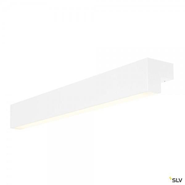SLV 1001299 L-Line 60, Wand- und Spiegelleuchte, IP44, LED, 10W, 3000K, 820lm
