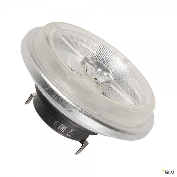 SLV 560233 Leuchtmittel, dimmbar, G53, LED, 15W, 3000K, 770lm, 24°