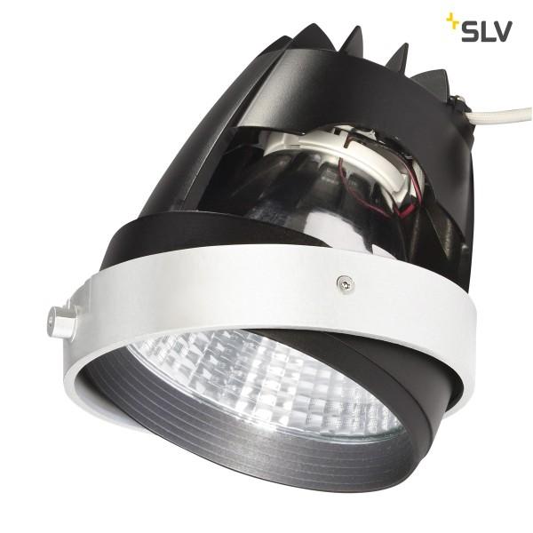 SLV 115201 COB LED Modul, Aixlight® Pro, weiß/schwarz, 26W, 4200K, 1950lm, 12°