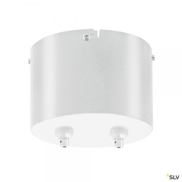 SLV 138991 Transformator, weiß, dimmbar Triac C+L, 12V, 0W-210W