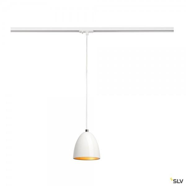 SLV 143991 Para Cone 14, 1 Phasen, weiß glänzend, QPAR51, GU10, max.35W
