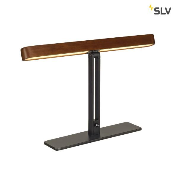 SLV 156277 Vincelli 2, Tischleuchte, Bambus, LED, 12W, 2700K, 500lm