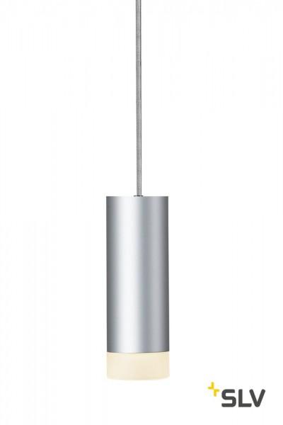 SLV 1002938 Astina, Pendelleuchte, grau, ohne Rosette, QPAR51, GU10, max.10W