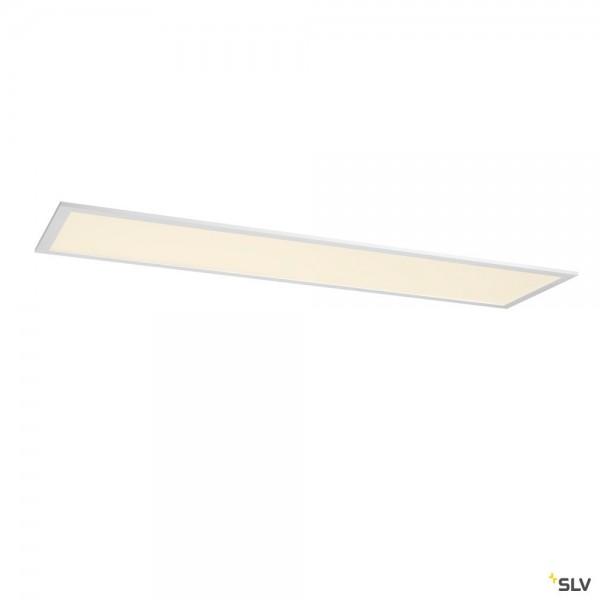 SLV 1003075 LED Panel, Deckeneinbauleuchte, weiß, LED, 31W, 3000K/4000K, 3600lm
