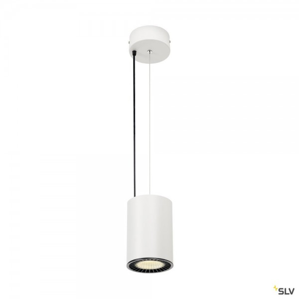 SLV 1003278 Supros, Pendelleuchte, weiß, LED, 31W, 4000K, 2700lm