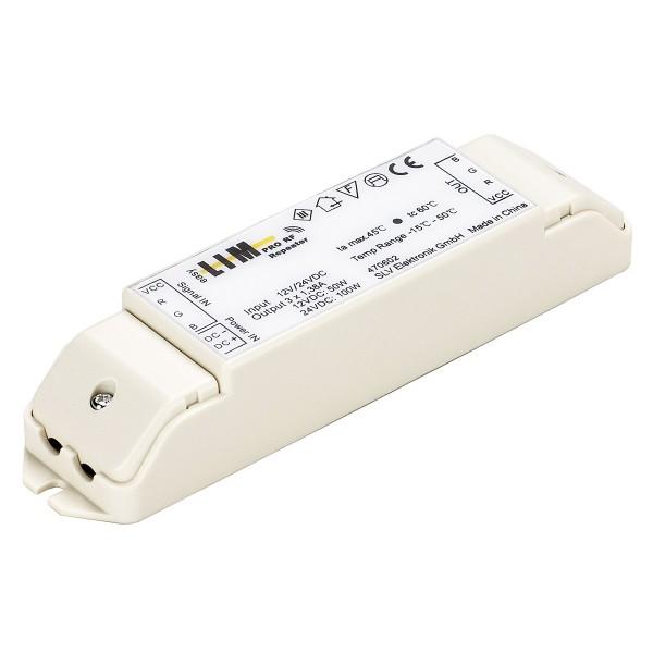 SLV 470602 Easy Lim Pro®, Slavesteuerung, 3 Kanal, 33W