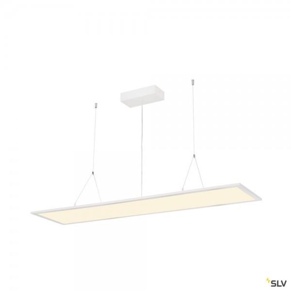 SLV 1003048 I-Pendant Pro, Pendelleuchte, weiß, dimmbar Dali, LED, 42W, 3000K, 3750lm