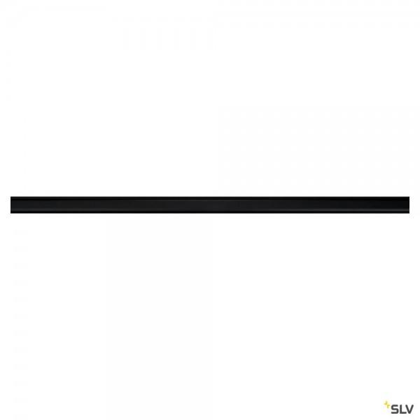 SLV 175010 Aufbauschiene 100cm, schwarz, 3Phasen, S-Track