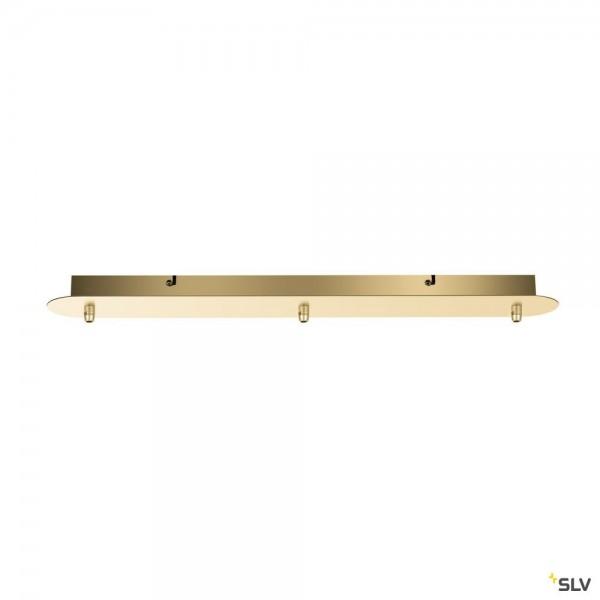 SLV 1002264 Deckenrosette, 3er, gold, Fitu