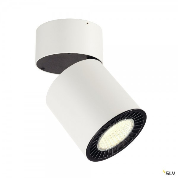SLV 1003286 Supros Move, Spot, weiß, LED, 36W, 4000K, 3520lm