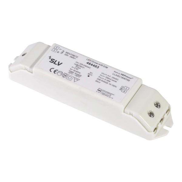 SLV 464403 LED Treiber, Perfekt Dimming System, dimmbar, 700mA, 3-18W