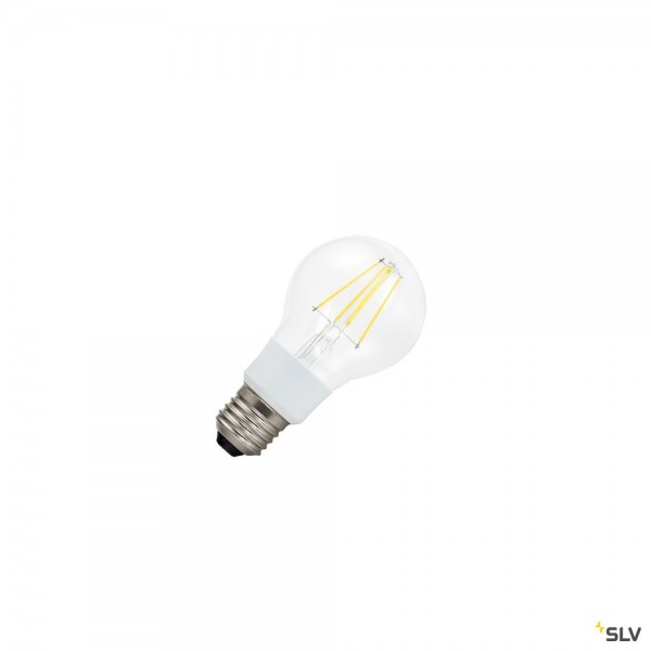 SLV 1002125 Leuchtmittel, Dim to Warm C+L, E27, LED, 4,5W, 2200K-2700K, 500lm