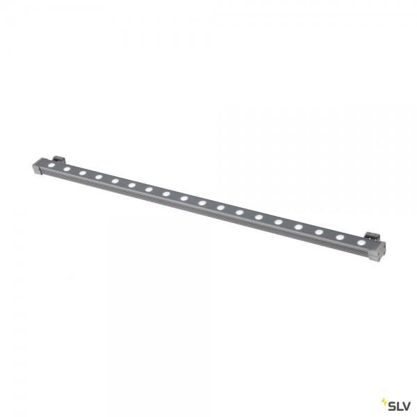 SLV 229481 Galen, Profil, silbergrau, IP65, LED, 25W, 6500K, 1070lm