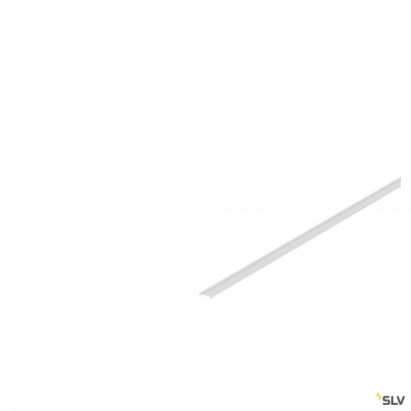 SLV 1000467 Abdeckung 200cm, PC, klar, flach, Grazia 10