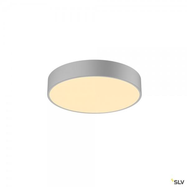 SLV 1001897 Medo 40 CW Ambient, silbergrau, dimmbar Dali, LED, 31W, 3000K/4000K, 2950lm