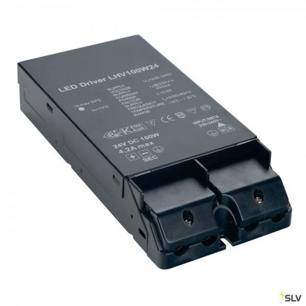 SLV 470500 LED Netzteil, 24V, 0W-100W