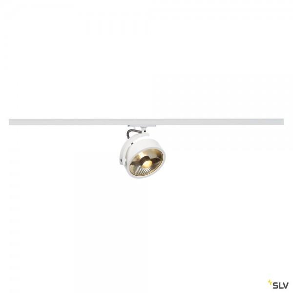 SLV 143541 Kalu Track, 1 Phasen, Strahler, weiß, QPAR111, GU10, max.75W