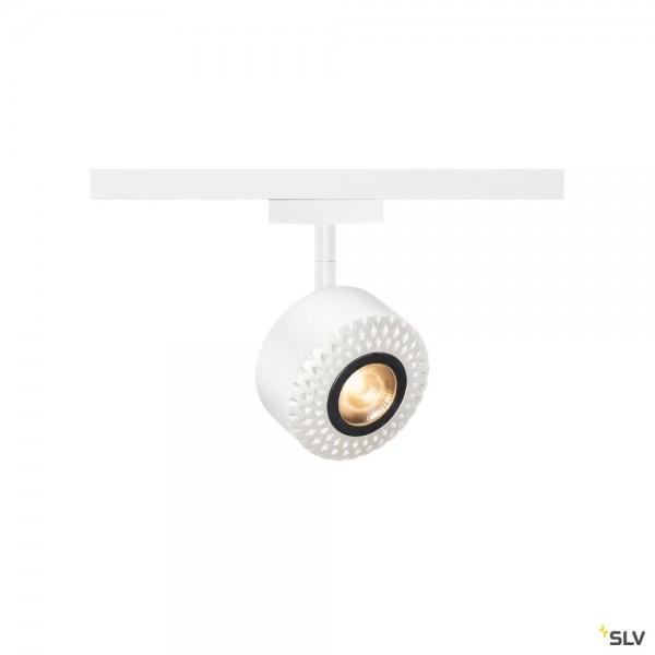 SLV 140251 Tothee, 2 Phasen, Strahler, weiß, dimmbar Triac C+L, LED, 17W, 3000K, 1250lm, 25°