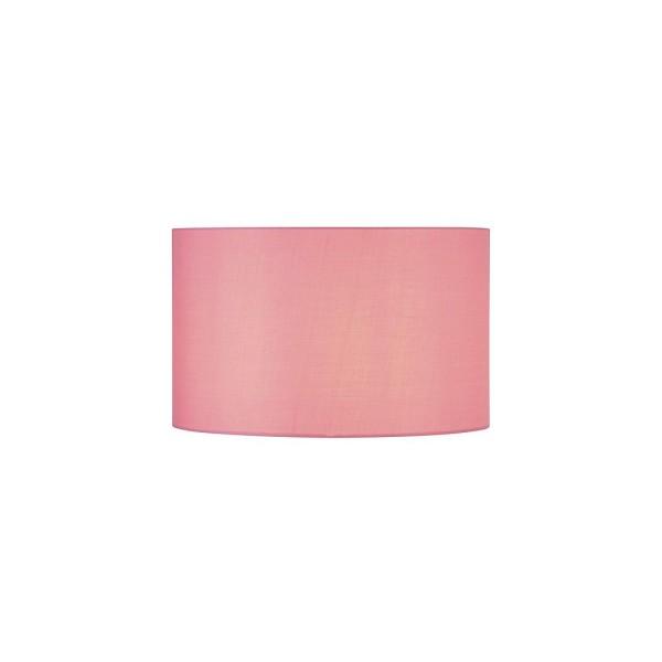 SLV 156119 Fenda, Textilschirm, 45,5cm, pink