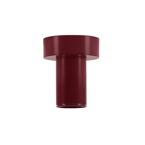 SLV 132648 Fitu, Deckenleuchte, rot, E27, max.60W