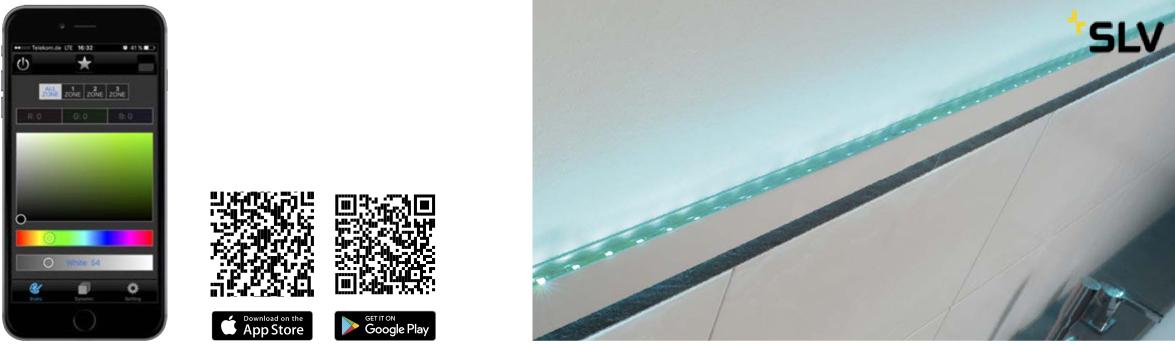 Lichtsteuerung-Color-Control-Empfaenger-Color-Control-Empfaenger-SLV-SLV-Lichtsteuerung-Color-Control-Empfaenger-SLV-Color-Control-Empfaenger