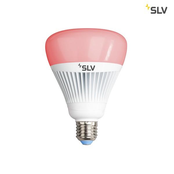 SLV 1002520 Play RGBW, Leuchtmittel, weiß, dimmbar, E27, LED, 21W, 2200K-6500K, 1550lm